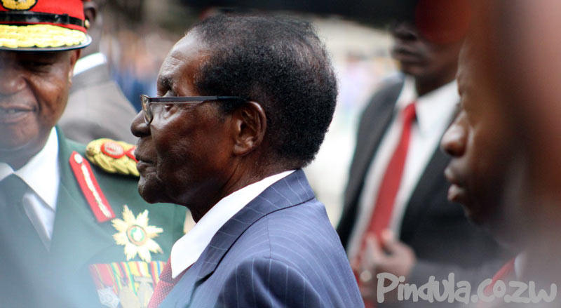 Mugabe left out of Donald Trump's working lunch with African leaders - Pindula News