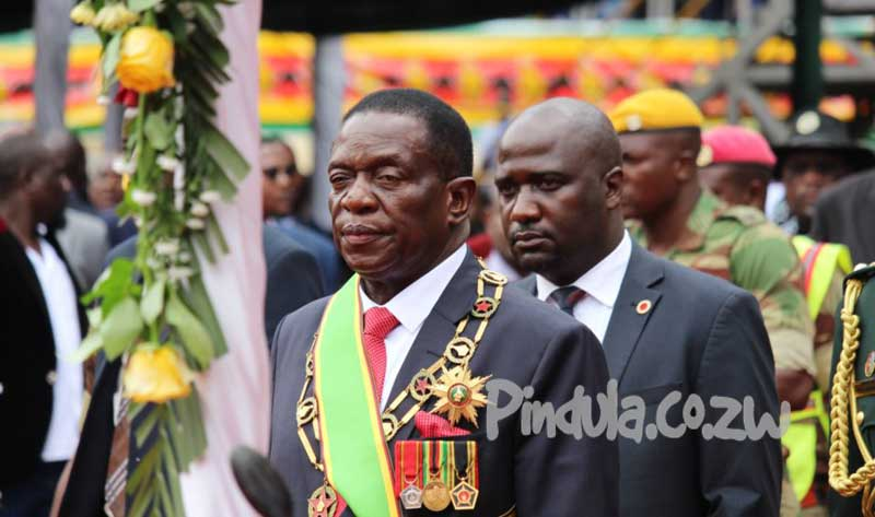 I Don't Regret Anything, I Did What I Did For My Country – Mnangagwa