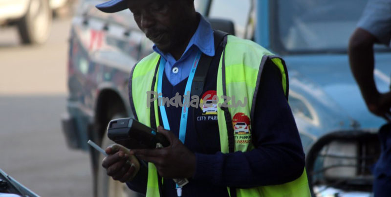 Motorists Suspect Fraud As Harare's City Parking Stops Issuing Tickets For $1