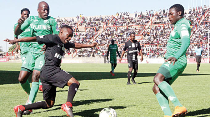 Highlanders Disappointed After 1-1 Against FC Platinum