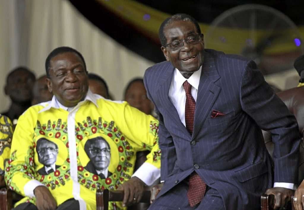 """""""Mnangagwa Has A Choice To Be Another Mugabe Or Not"""" – Ex-Adviser"""