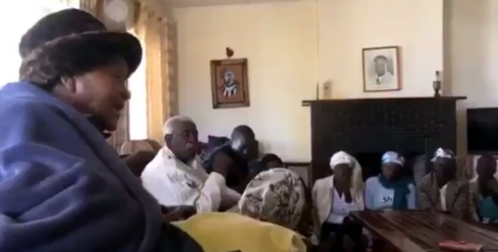 WATCH: Chief Ndiweni Mother Says She Forgives His Tormentors