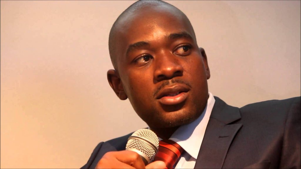 We Will Not Change Our Name On The Insistence Of Zanu PF, We Know What We Are Doing – Nelson Chamisa